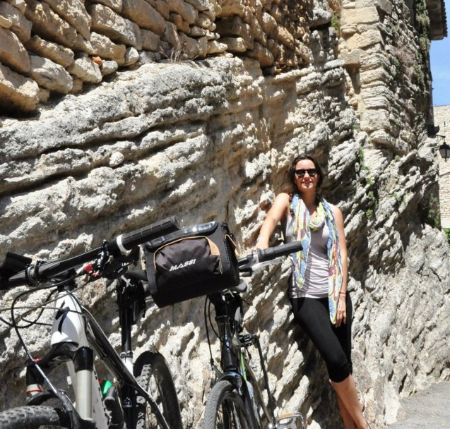 bike rental Goult Venasque Provence